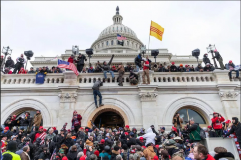 Reaction Piece to January 6 Capitol Riots
