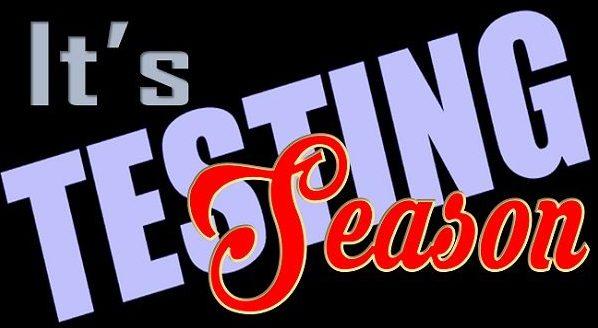 Testing Season Updates