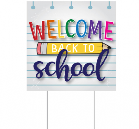 Welcome Back KHS!